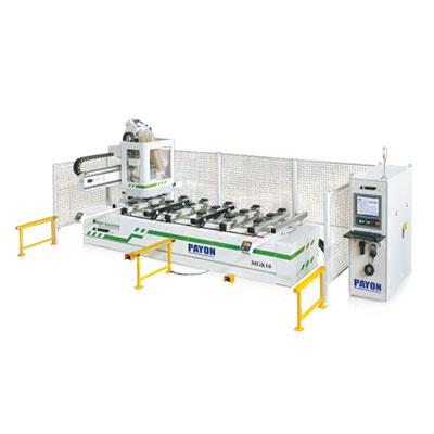 CNC سوراخ زن مدل mgk10 پایون