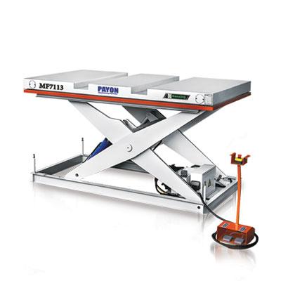 میز بالا بر هیدرولیکی مدل MF7113-2 پایون